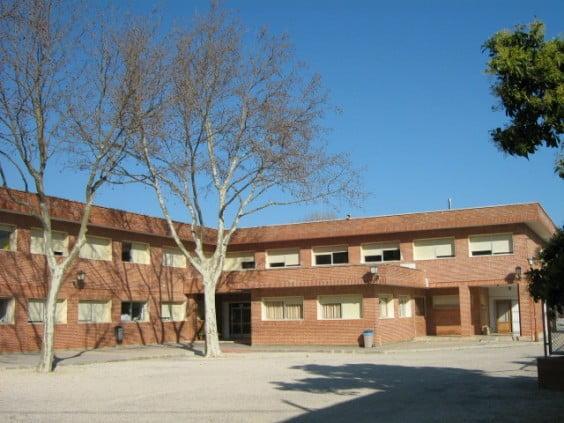 Pou Colegio de la Muntanya