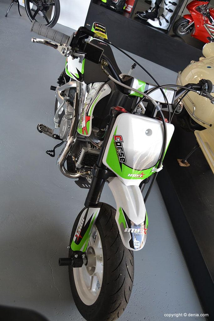venta de motos de cross en d nia mir motos d. Black Bedroom Furniture Sets. Home Design Ideas