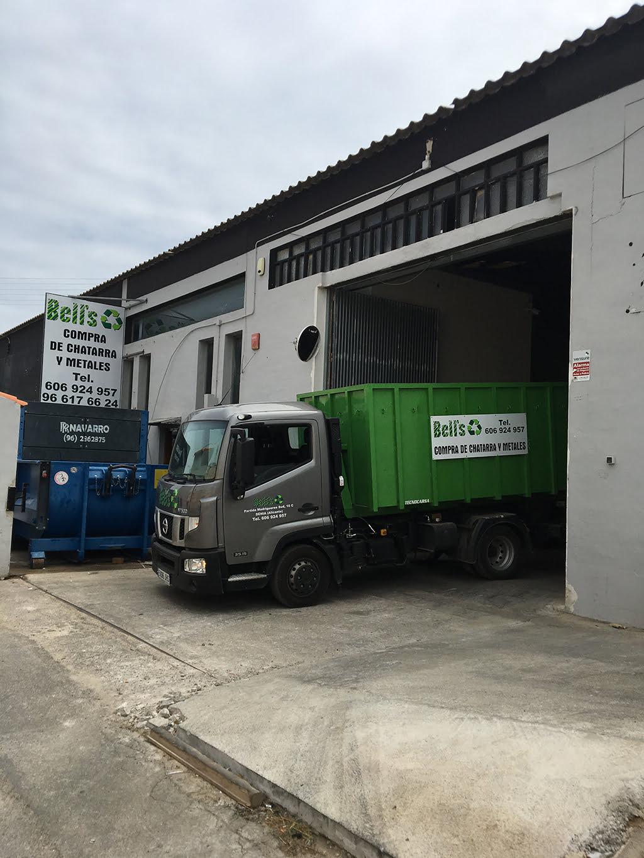 Bells camion