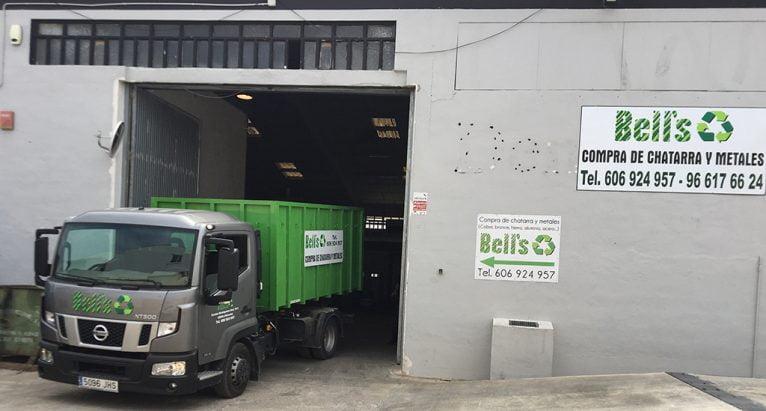 Camion Bells