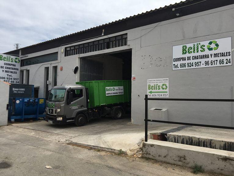 Camion de Bells