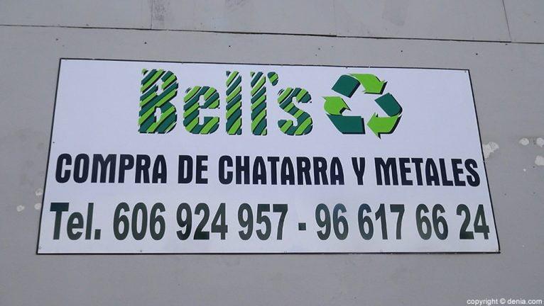 Información Bell's