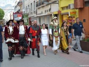 Pregón de las fiestas de Moros y Cristianos de Dénia