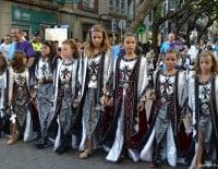 Desfile Infantil - Creuats