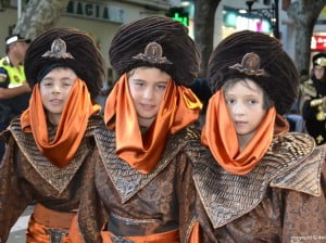 Desfile Infantil - Wallies