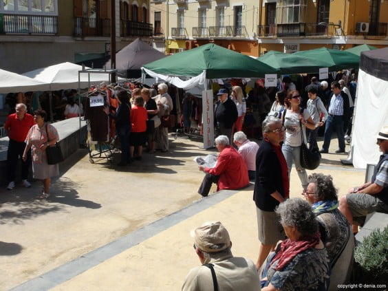 92 percent of tourist occupation in Dénia