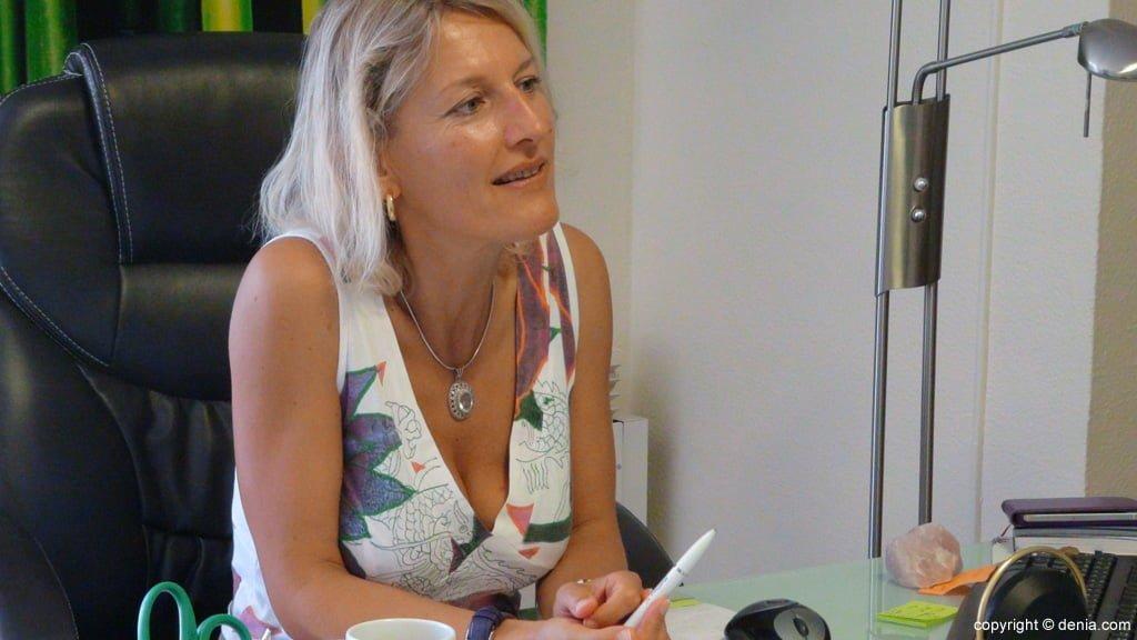 Consulta de la doctora Iris Alexandra Henkel