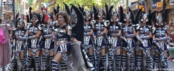Desfile de gala