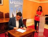 Enric Morera #DiuNo a los sondeos petrolíferos
