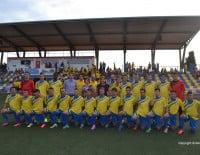 La plantilla del CD. Dénia para la temporada 2014-15