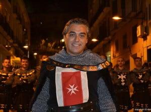 Salvador Gil - Capitán cristiano 2015