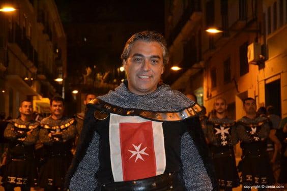 Salvador Gil - Capitaine chrétien 2015