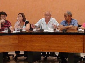 Vicente Grimalt Dénia, Pleno Ordinario Agosto