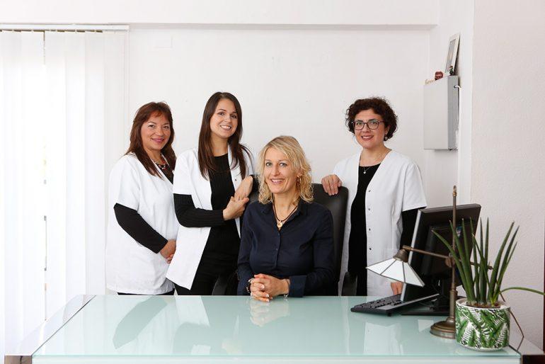 Equipo Dra Iris Alexandra Henkel