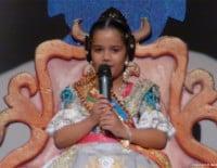 Presentación infantil Les Roques 2015 - Gabriela Baessa