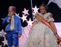 Presentación infantil Baix la Mar - Alejandra y Vicent