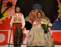 Presentación infantil Les Roques 2015 - Gabriela Baessa y Adrián Cucarella