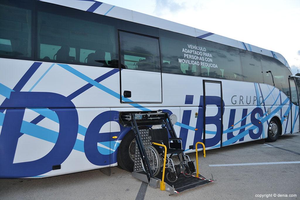Autobús adaptat de Denibus