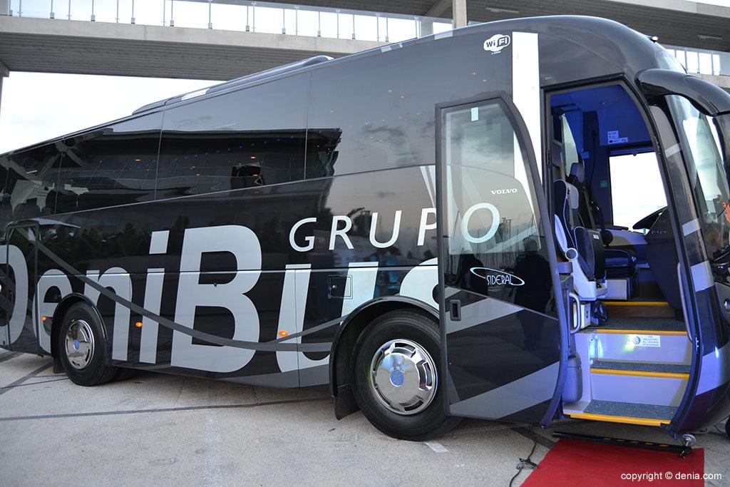 Autobús de 39 places Deiabus +