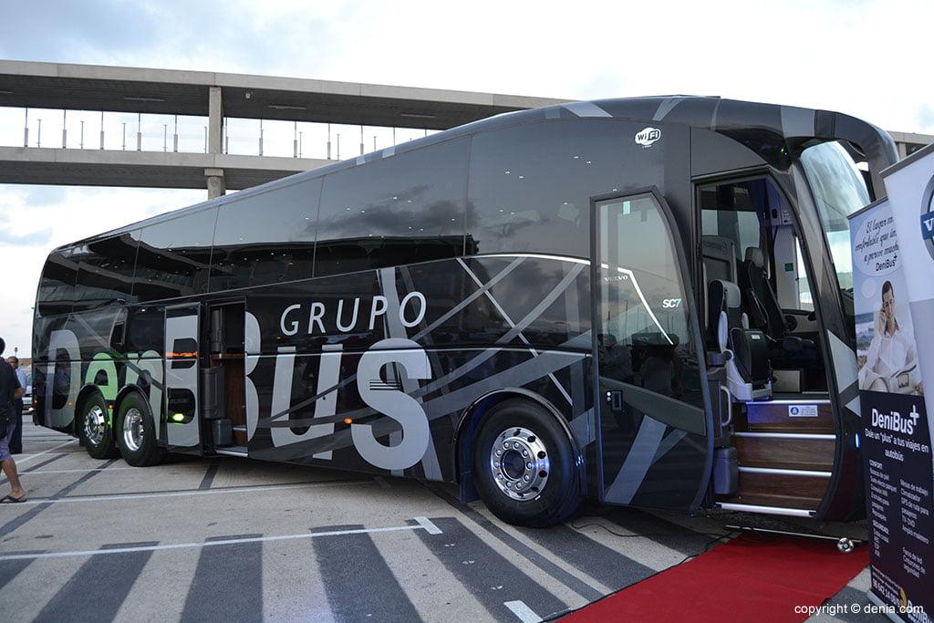 Autobús de 63 places Denibus +