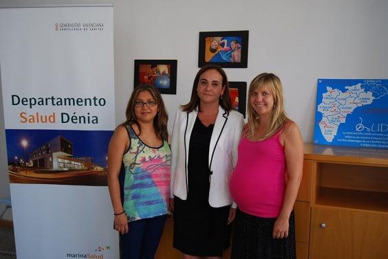 Colaboración entre el CDIAT y el Hospital Marina Salud