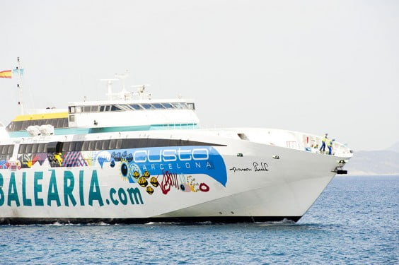Ferry rapide Ramón Llull