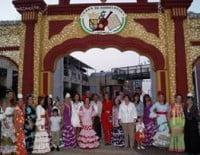 Feria Andaluza en Dénia