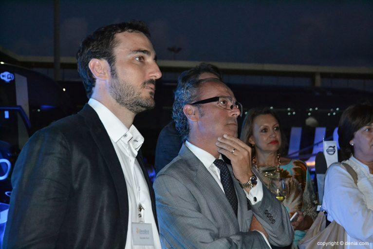 Gonzalo Durà en la presentación de la linea Denibus+
