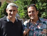 Jaume Bertomeu y Jovi lozano