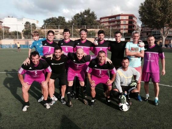 Karmarka equipo vencedor del Memorial Miguel Yuste