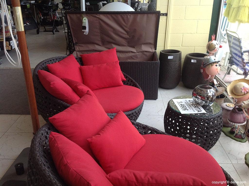 Mobelsol muebles de exterior for Muebles baena