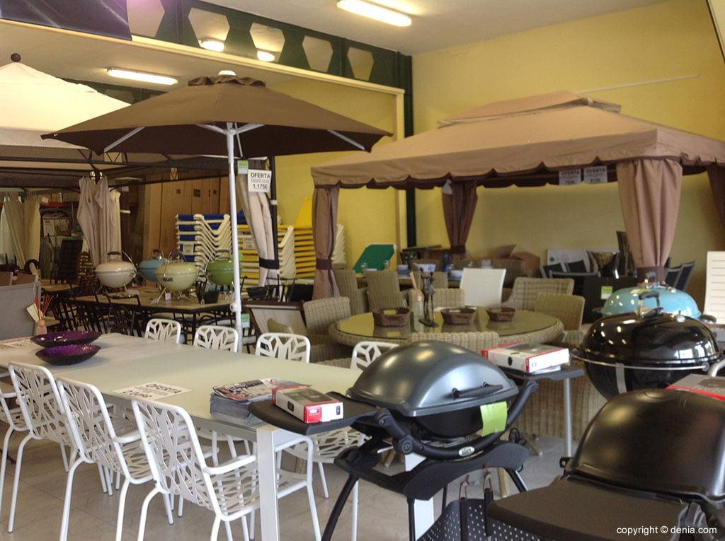 Ofertas de muebles exterior en mobelsol for Ofertas en muebles de terraza y jardin