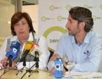 Pepa Font y Juan Carlos Signes