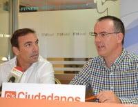 Tony Woodward y Sergio Benito