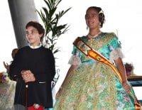 Presentación Infantil Falla Centro - Cargos infantiles