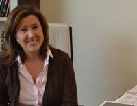 Ana Kringe, alcaldesa de Dénia