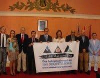 Ana Kringe apoyando el Día Internacional de las Montañas