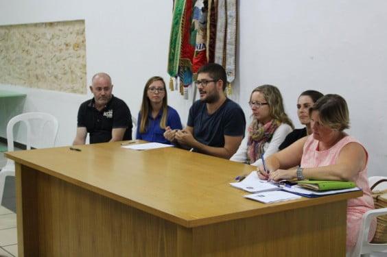 Organizing Committee of 50 years of Falla Saladar