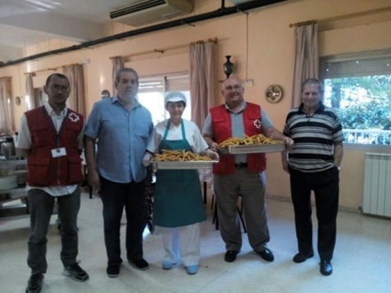 Nuevo comit local de la asamblea de cruz roja d nia for Oficina balearia ibiza