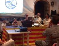 Conferencia en Baix la Mar