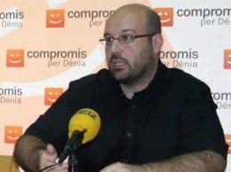 Josep Crespo critico con Ana Kringe