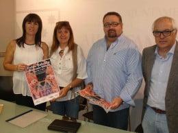 Sisco Signes presentó el Torneo de Gimnasia Rítmica