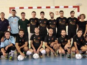 Equipo Stilos Rafol de fútbol sala