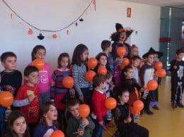 Taller Halloween para niños