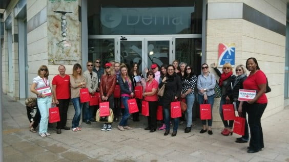 Visit agents from Belarus to Dénia