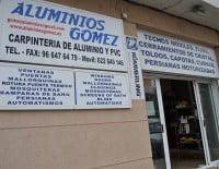 Aluminios Gomez - Ondara