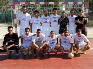 Bar Trinquet líder en la liga de Fútbol Sala Acydma