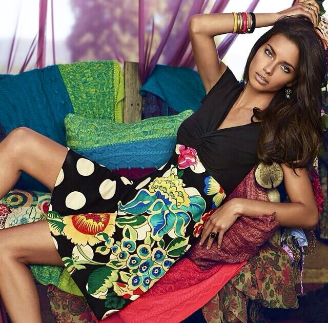 Canovas 26 with the new Desigual collection
