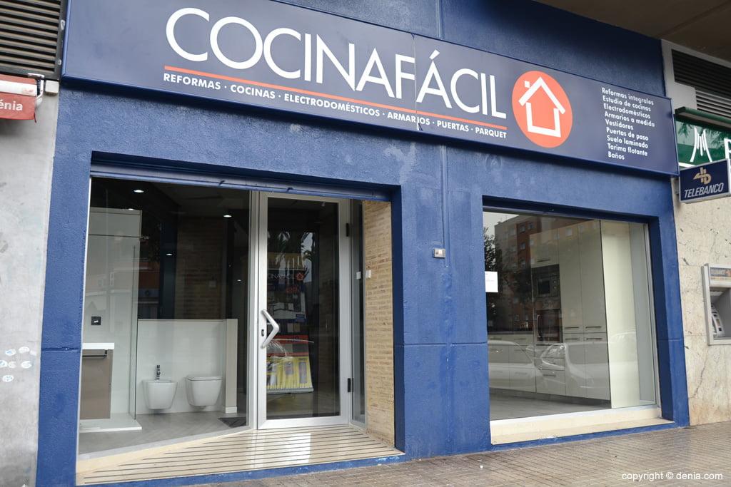 Cocina Fácil – tienda en Dénia