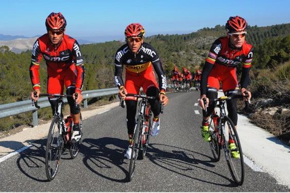 El BMC vuelve a prepara la temporada en la comarca